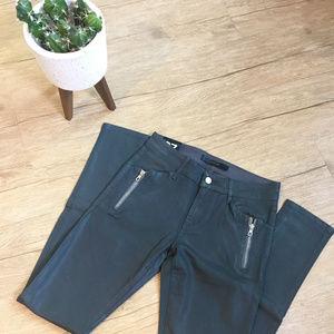 Joe's Jeans Rollin' Zip Pocket Skinny Jeans